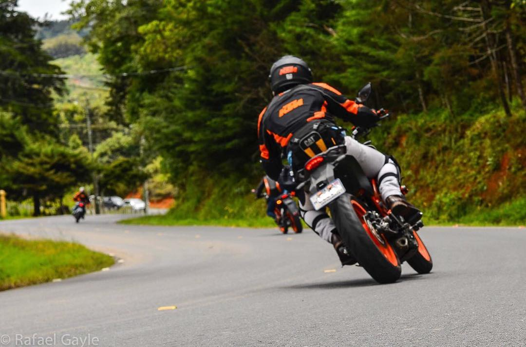 The kind of freedom only a few undestands ktm duke390hellip