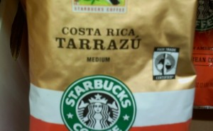 Starbucks Cafe de Costa Rica