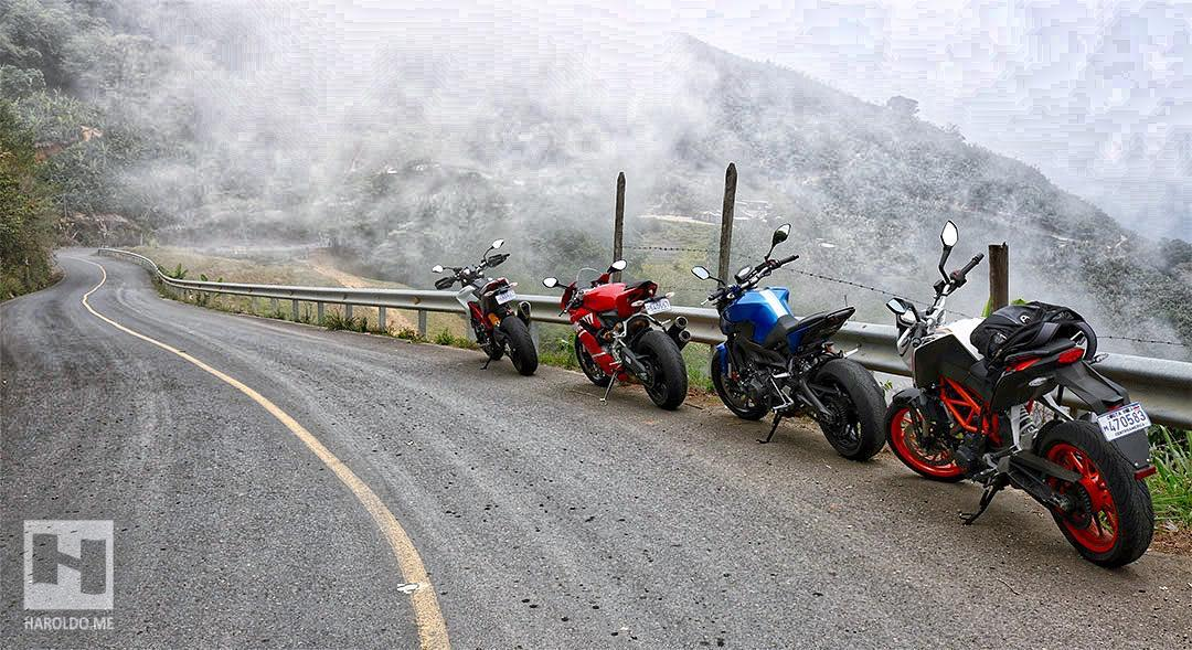 Entering Silent Hill  Cartago Corralillo hypermotard939 panigale959 fz09 duke390hellip