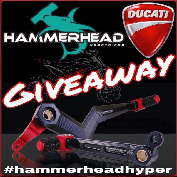8230 My first giveaway is for a hammerheaddesigns CNC Shifterhellip